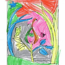 The Little Rose Coloring Page Fan Mail