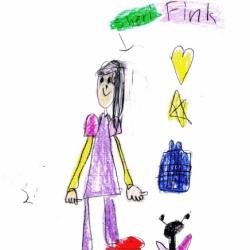 Sheri Fink Fan Mail