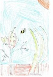 The Little Rose Book Fan Art