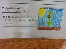 The Little Firefly Favorite Book Fan Mail