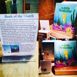 The Little Seahorse Dallas Aquarium Book of the Month
