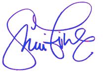 Sheri Fink Autograph